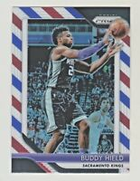 2018-19 Panini Prizm RED WHITE & BLUE REFRACTOR PRIZM BUDDY HIELD QTY AVAILABLE