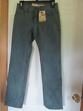 NWT Boy's size 12 Regular LEVI'S 511 SLIM JEANS, 26/26, Green Machine, Shimmery