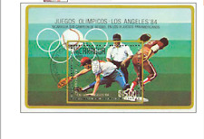BLK00332 Nicaragua football block