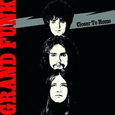 Grand Funk Railroad Closer To Home MOV 180gm vinyl LP NEW/SEALED