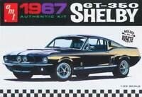 AMT 1/25 1967 Shelby Mustang GT-350 Model Kit AMT800/12