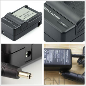 Battery Charger for Canon IXUS 60 70 75 80 100 110 115 130 220 230 HS NB-4L