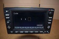HONDA CRV HRV Alpine Adult video news CODICE PIN di sicurezza decodificare Codice Radio a 5 cifre BB712 BB714