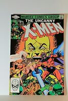 The Uncanny X-Men #161 September 1982 - Key Issue! Origin/Magneto, 1st Mammomax
