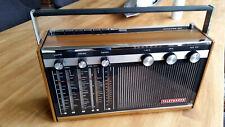Telefunken atlanta 101 Transistorradio Weltempfänger aus 1968/69, Top !