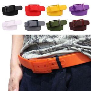 Women Plastic Buckle Belt Rubber Waistband Wide Belt Strap Corset Waistband Cinc