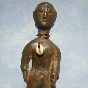 AFRICANTIC COLON BAOULE ART PREMIER AFRICAIN ANCIEN STATUE AFRICAINE AFRICAN