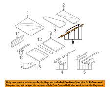 BMW OEM 05-13 X5 Sunroof-Slide Rail 54137240682