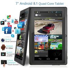 "XGODY 16Gb Android 8.1 Tablet PC Quad Core Wi-Fi Fotocamera 7"" Pollici HD Screen"