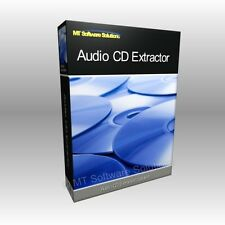 CD Audio Ripper Rip Music Convert WAV to MP3 Pro Professional Software