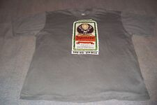Jagermeister AG Imported West Germany T-Shirt Mens Large keep On Ice Serve Cold