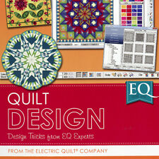 EQ WITH ME QUILT DESIGN Tricks from EQ7 Software Experts NEW BOOK Electric Quilt