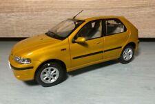 Rare !! Fiat Palio 1:18 diecast ovp scale model modellauto checkmate