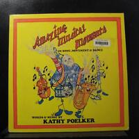Kathy Poelker - Amazing Musical Moments! LP VG LAM-005R Private IL Vinyl Record