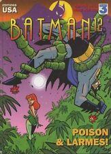 Batman -  tome 12 : Poison et larmes