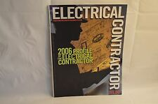 ELECTRICAL CONTRACTOR  MAGAZINE RADIO ENGINEERS JULY 2006