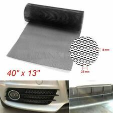 "40""x13"" Black Universal Aluminum Vehicle Car Body Grille Net Mesh Grill Section"
