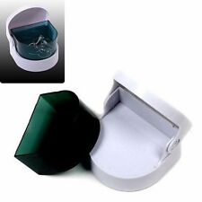 1x Ultra Sonic Wave Coins Gem Diamond Ring Jewelry Cleaner