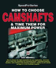 How to Choose Camshafts and Time Them for Maximum Power (SpeedPro Series) by…
