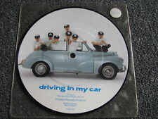 Madness-Driving in my Car 7s Picture-UK-1982-Ska-OI!-MOD-Stiff Records-45 U/min