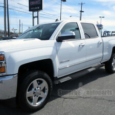07-18 Chevy Silverado Extended Double Cab Side Step Nerf Bars Boards