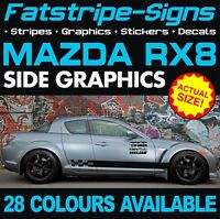 Because Mazda 02 ANY COLOUR Windscreen MX5 RX8 VTEC RX7 JAP  3 Car Vinyl Decal