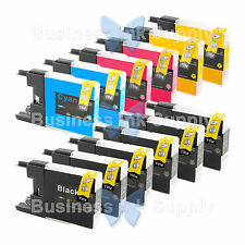 12+ PACK LC71 LC75 Compatible Ink Cartirdge for BROTHER Printer MFC-J435W LC75