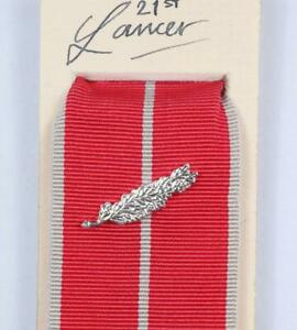 QUEENS COMMENDATION FOR VALUABLE SVC MID MENTIONED IN DESPATCHES OAK LEAF EMBLEM