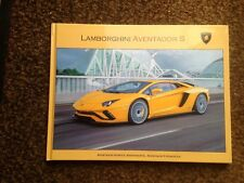 Lamborghini Aventador S  Photo Gallery Book.  Printnr: 03/50.   Code-7-