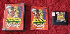 2020 Baseball japonais Sega Megadrive Japan J/JP/JAP/JPN