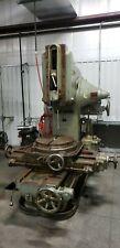 12 Morey Vertical Slotter Kewyway Machine Or Splines