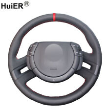 For Citroen C4 Picasso 2007-2013 C-quatre Hand Sewing Car Steering Wheel Cover