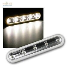 LED Touchleuchte Unterbauleuchte, warmweiß Batterie Touch Cklick Lampe Leiste