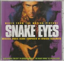 Snake Eyes, Music From The Motion Picture, 1998 Nicolas Cage Film Soundtrack