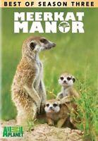 The Best Of Season 3 - Meerkat Manor New DVD