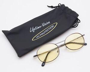 Nachtsichtbrille LIFETIME VISION Anti-Blend Brille Kontrast Brille Night Vision
