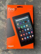 Amazon Kindle Fire 7 Tablet Alexa 7 16 GB Black 9th Gen...