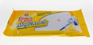 Mr Clean Magic Reach Mopping Floor Bath Multipurpose Pad Refills 1 Pack of 12