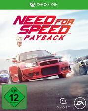 Renn-PC - & Videospiele für die Microsoft Xbox for Speed Payback Need One