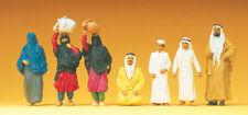 """Preiser 68207 Scale 1:50 Figurines """" Arabs """" # New Original Packaging ##"""