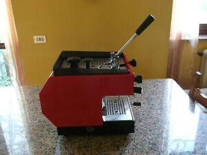 Macchina caffè LA PAVONI  EUROBAR lever coffeemachine ricondizionata no faema