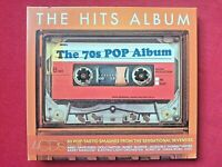 THE HITS ALBUM - THE 70S POP ALBUM - ( 4 CD SET ) - 2019 - VARIOUS ARTISTS