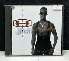 MC Hammer: Too Legit To Quit [Capital] CD Album (1991) R&B, Dance [DEd]