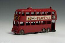 MATCHBOX Londra filobus n. 56 RUOTE GRIGIO 50er anni