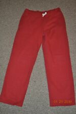 CHEROKEE! Boys Sweatpants, color Red, Size XL(16), Excellent Condition!