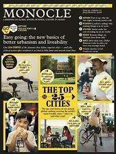 MONOCLE MAGAZINE ISSUE 95 VOLUME 10 July / August 2016