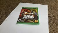 Red Dead Redemption Game of the Year Edition Microsoft Xbox 360, xbox one new