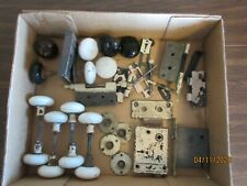 Antique Door Hardware, Knobs, Locks, Plates, Hinges, Chippy Paint