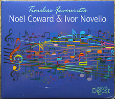 Timeless Favourites By Coward & Novello [Canada - Reader's Digest - 3CDs] - NEW