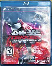 Tekken Tag Tournament 2 PS3  Namco 3d compatible game